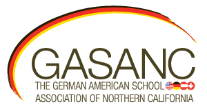 German American School Association of Northern California Logo